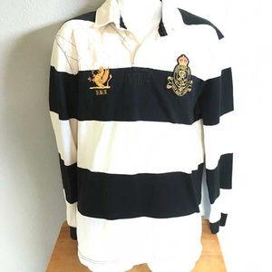 Polo Ralph Lauren rugby shirt  PRLC #5 size XL
